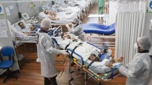 حصيلة إصابات يومية قياسية بكورونا في البرازيل
