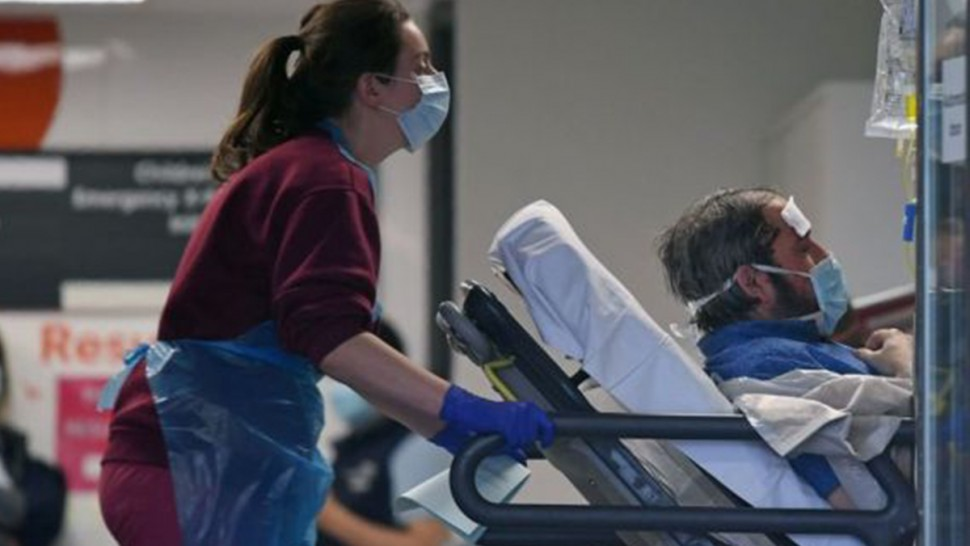بريطانيا تسجّل أكبر حصيلة اصابات يومية بكورونا منذ 6 فيفري 2021