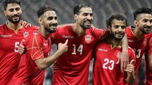 البحرين تقضي الكويت و تتأهل الى كأس العرب