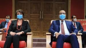 العياشي زمال : زوجة رئيس الحكومة في الانعاش بسبب كورونا