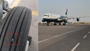 """""""برغي"""" يمنع طائرة الخطوط الليبية من الإقلاع من مطار قرطاج.. !"""