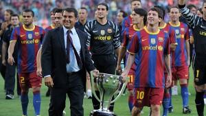 اليوم .. ينتهي عقد ميسي مع برشلونة