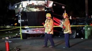 إصابة 9 أشخاص في انفجار بلوس أنجلس الأمريكية