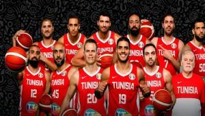 المنتخب التونسي لكرة السلة