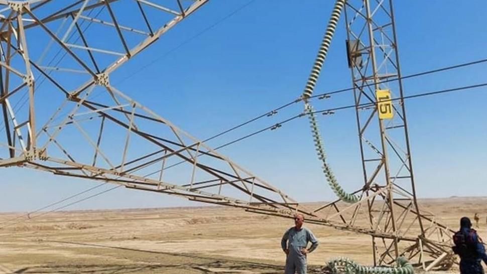 العراق :  الحرارة تتجاوز 50 درجة و لاوجود لكهرباء