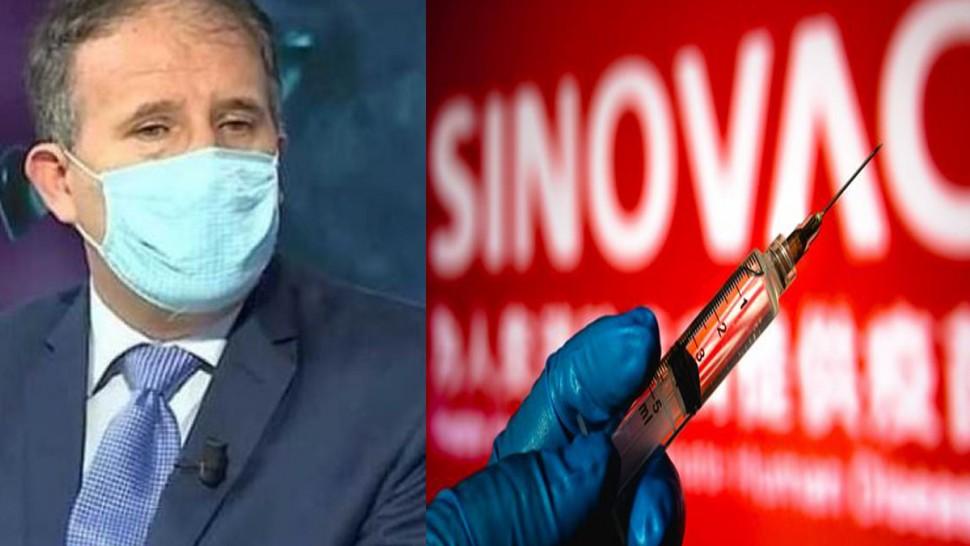 الدكتور أنيس قلوز : تلقيح 'سينوفاك ' الصيني أثبت نجاعته و يحمي من الأعراض الخطيرة بنسبة 100% ( فيديو)