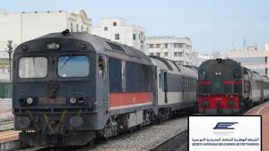 السكك الحديدية :  حركة سير قطارات نقل المسافرين على الخطوط البعيدة متواصلة