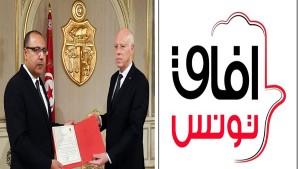 آفاق تونس يحمّل  حكومة المشيشي و رئيس الجمهورية مسؤولية تردّي الوضع الوبائي