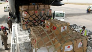 وصول  طائرة تركية محمّلة  بــ 50 ألف جرعة تلقيح الى تونس