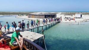 وزير السياحة : حوالي 27 ألف سائح أجنبي دخلوا إلى جربة في الشهرين الماضيين