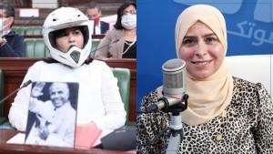 فائزة بوهلال : لن أعتذر لعبير موسي