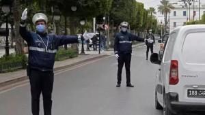 وزارة الداخلية : 15979 مخالفة لإجراءات مجابهة فيروس كورونا