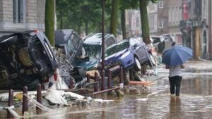 فيضانات اوروبا