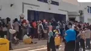 اكتظاظ امام مكتب القيروان.. البريد التونسي يوضّح