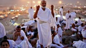 اليوم : حجاج بيت الله الحرام يؤدون الركن الأعظم بوقفة عرفة