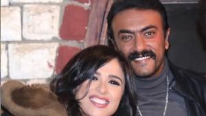 رسالة مؤثّرة من زوج ياسمين عبد العزيز إثر تعكّر حالتها الصحيّة..