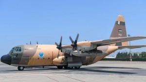 طائرة أردنية محمّلة بمعدات طبية تصل إلى تونس