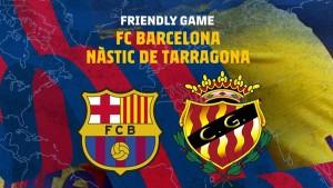 برشلونة يخوض أول مبارياته الودية تحضيرا للموسم الجديد