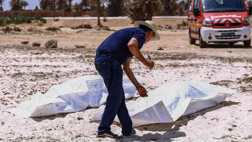صفاقس: 68 جثة لمهاجرين أفارقة تنتظر الدفن منذ أسبوعين