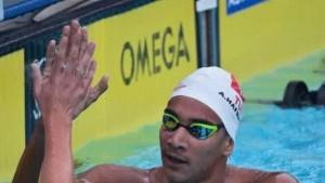طوكيو 2020: أيوب الحفناوي يحقّق اول ميدالية ذهبية تونسية عربية في السباحة الحرة