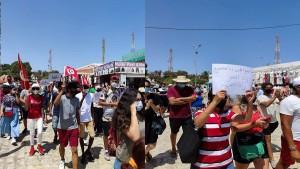 تحركات احتجاجية