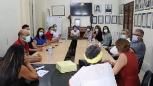 نقابة الصحفيين التونسيين تجتمع بمنظمات حقوقية وإجتماعية