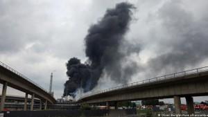 ألمانيا.. قتيل وجرحى في انفجار بمصنع كيميائي