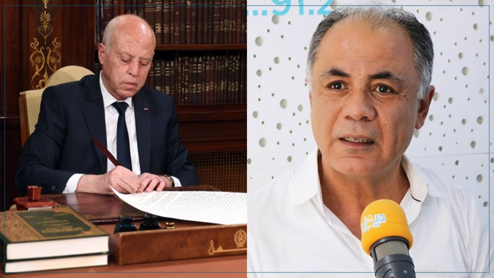 محمد الجويلي : قوة الخطاب السياسي أنست المواطنين أزمة الكوفيد