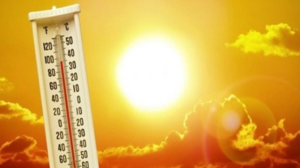 نشرة متابعة : موجة حرّ بداية من يوم غد الخميس