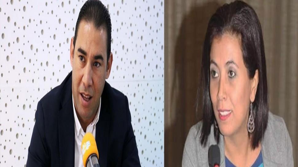 منع أميرة محمد و بسام الطريفي من دخول التلفزة التونسية