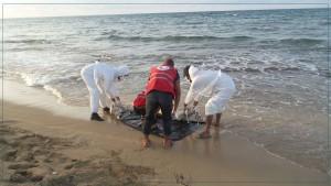 المهدية: انتشال جثتين لامرأتين من افريقيا جنوب الصحراء