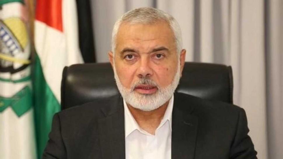 حماس تنتخب اسماعيل هنية رئيسا للمكتب السياسي لدورة جديدة حتى عام 2025
