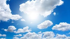 طقس الاثنين: تراجع درجات الحرارة مع نزول بعض الأمطار