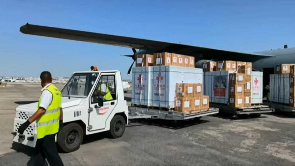 تونس تتسلّم 400 ألف جرعة من لقاح ''سينوفاك''