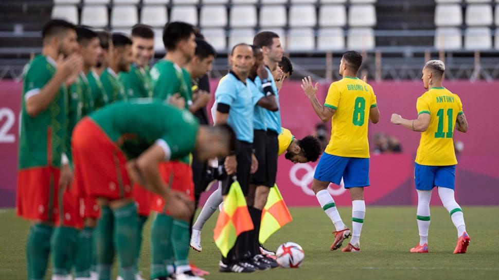 أولمبياد طوكيو : البرازيل تبلغ نهائي كرة القدم للمرة الثالثة على التوالي