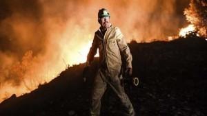 إيطاليا: اندلاع حريق في غابات شرقي روما وإجلاء السكان