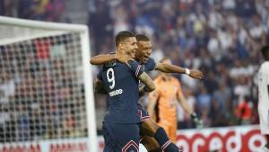 باريس سان جيرمان يحقق ثاني فوز له في الليغ 1