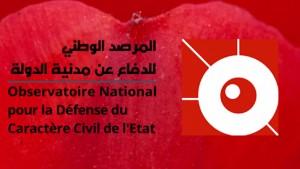 مرصد الدفاع عن مدنية الدولة : بعض الجهات الأجنبية تسعى إلى عودة الإسلام السياسي إلى السلطة في تونس
