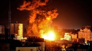 طائرات الاحتلال تشنّ سلسلة غارات على قطاع غزّة