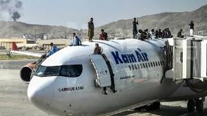 اختطاف طائرة اوكرانية أثناء رحلة لإجلاء المواطنين من أفغانستان