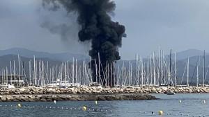 فرنسا : اصابات في انفجار زورق