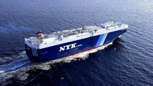 اليابان : اختبار أول سفينة شحن آلية القيادة