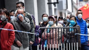 الصين: اكتشاف بؤرة جديدة للعدوى بفيروس كورونا