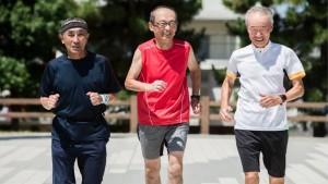 رقم قياسي جديد في اليابان لمن تجاوزت أعمارهم 100 عام