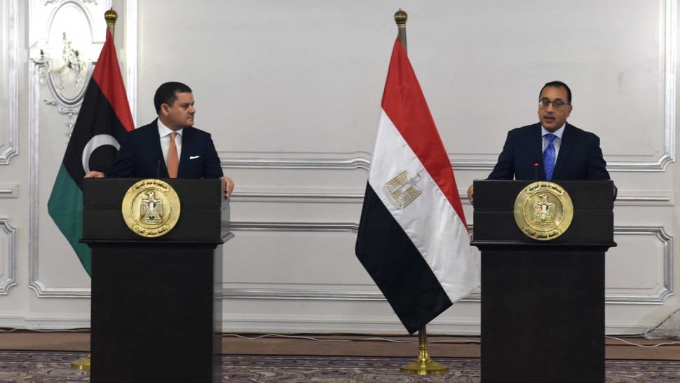 ليبيا : المجلس الأعلى للدولة يبارك توقيع الاتفاقيات المشتركة مع مصر