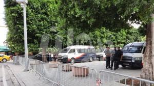 شارع الحبيب بورقيبة: وقفة معارضة لإجراءات 25 جويلية و أخرى مساندة  للرئيس
