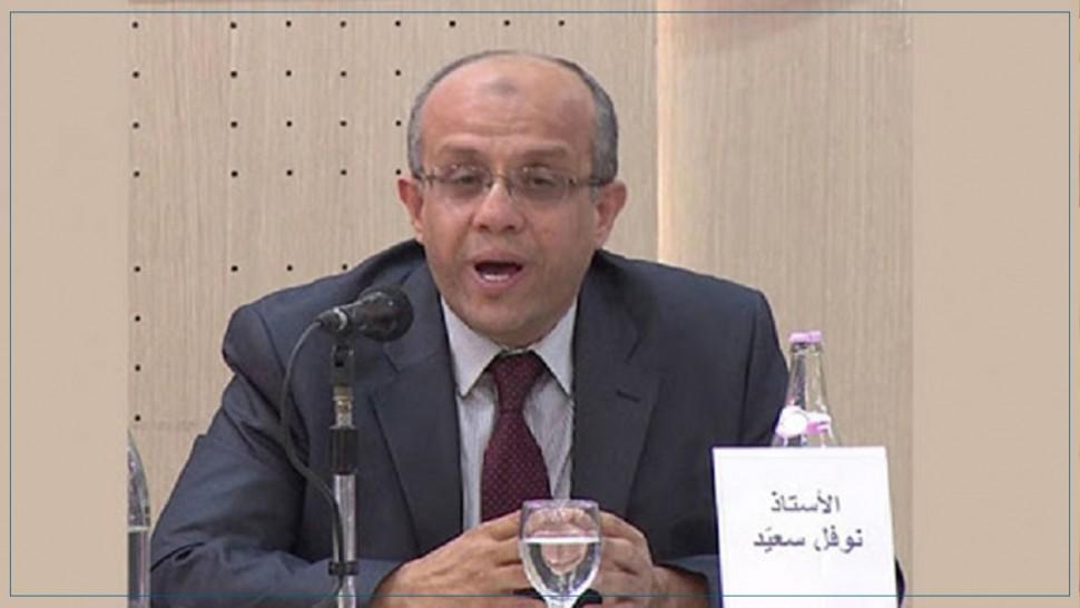 نوفل سعيّد: لا تراجع عن الديمقراطية والحريات العامة والخاصة