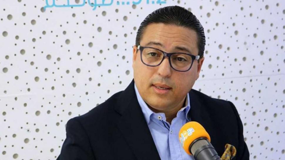 هشام العجبوني يطالب سعيد بإيقاف المتآمرين
