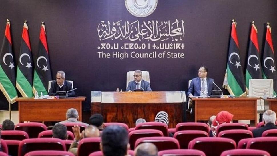 """المجلس الأعلى للدولة الليبي : إجراءات سحب الثقة من الحكومة """"باطلة"""""""