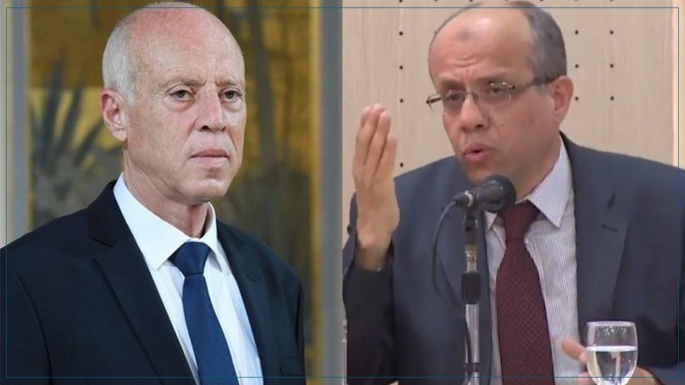 """نوفل سعيد : ''قيس سعيّد أنقذ الدولة يوم 25 جويلية و الفصل 80 يفتح على شرعية أزمة """""""